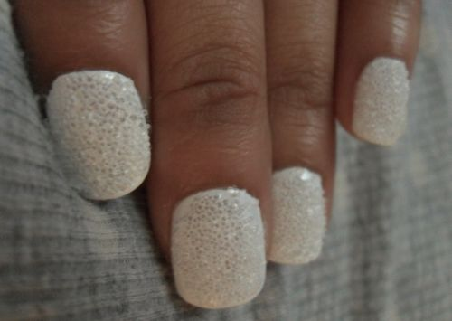 salt nail art tutorial 1