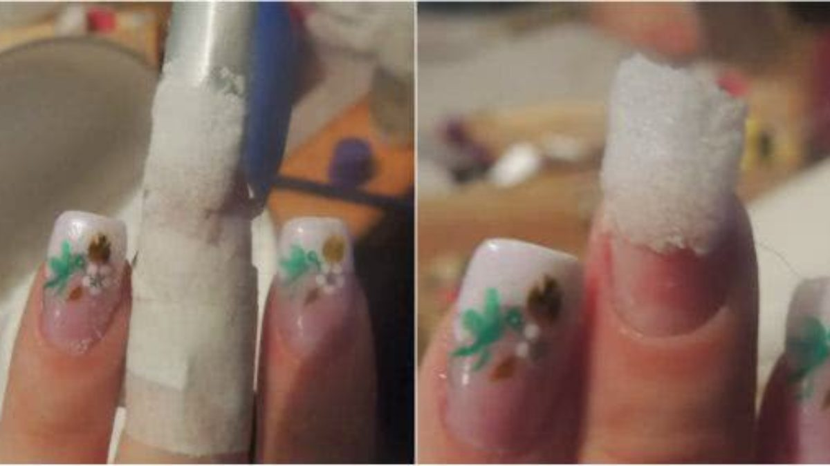 salt nail art tutorial 3