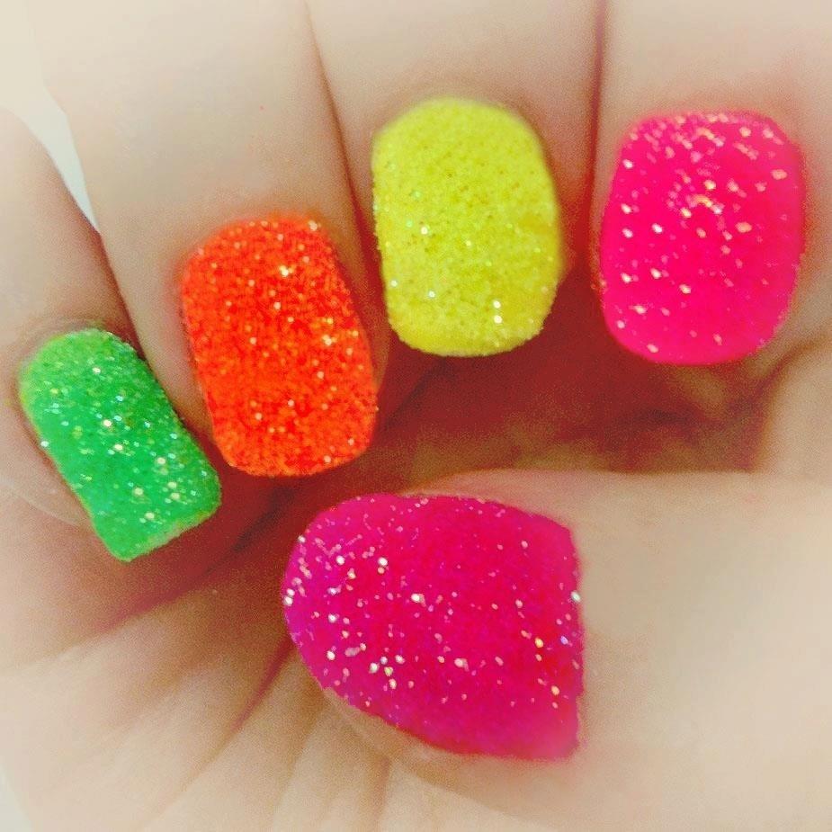salt nail art tutorial 7