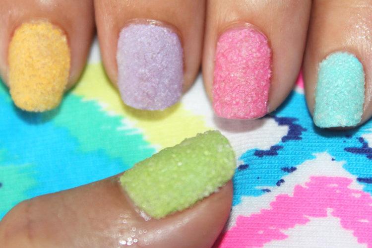 salt nail art tutorial 8