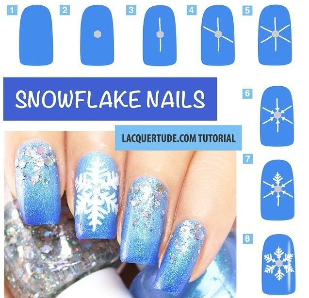 snowflake-nail-art-tutorial