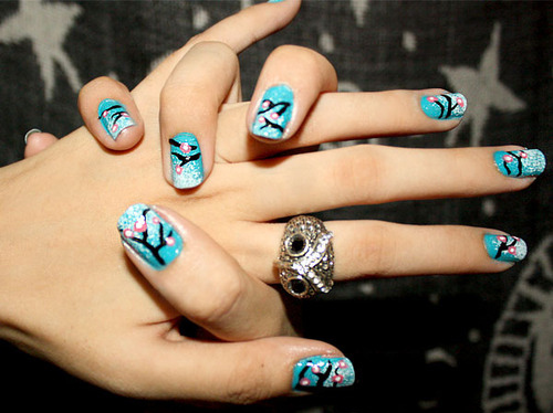 tenshi nails
